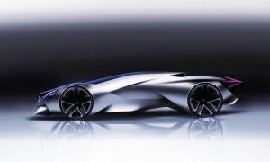 2015 Peugeot Vision Gran Turismo 57