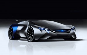 2015 Peugeot Vision Gran Turismo 60