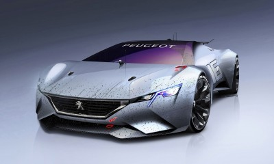 2015 Peugeot Vision Gran Turismo 66