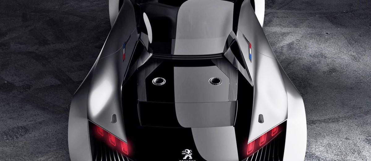2015 Peugeot Vision Gran Turismo 71