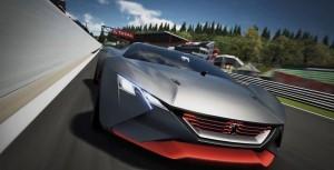 2015 Peugeot Vision Gran Turismo 9