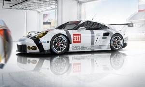 2015 Porsche 911 RSR 10