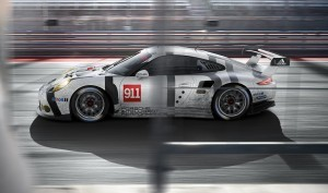 2015 Porsche 911 RSR 4