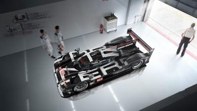 2015 Porsche 919 Hybrid 1