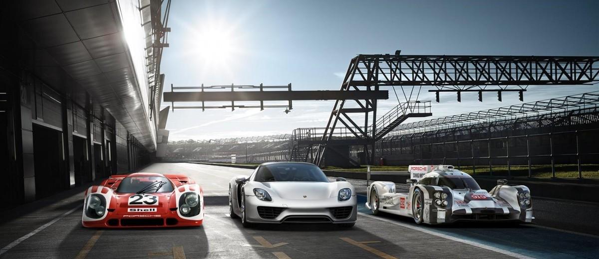 2015 Porsche 919 Hybrid 15