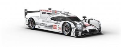 2015 Porsche 919 Hybrid 360-degree Turntable Images 16