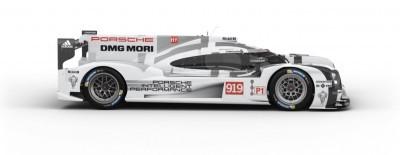 2015 Porsche 919 Hybrid 360-degree Turntable Images 23