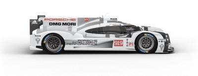 2015 Porsche 919 Hybrid 360-degree Turntable Images 24