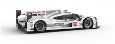 2015 Porsche 919 Hybrid 360-degree Turntable Images 28