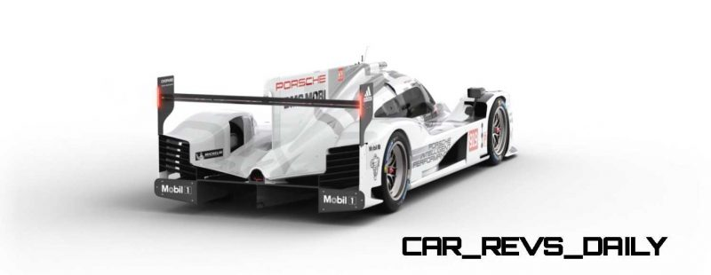 2015 Porsche 919 Hybrid 360-degree Turntable Images 32