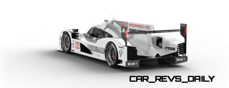2015 Porsche 919 Hybrid 360-degree Turntable Images 41