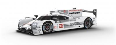 2015 Porsche 919 Hybrid 360-degree Turntable Images 54