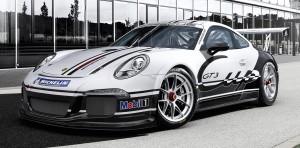 2015 Porsche 991 GT3 Cup 10