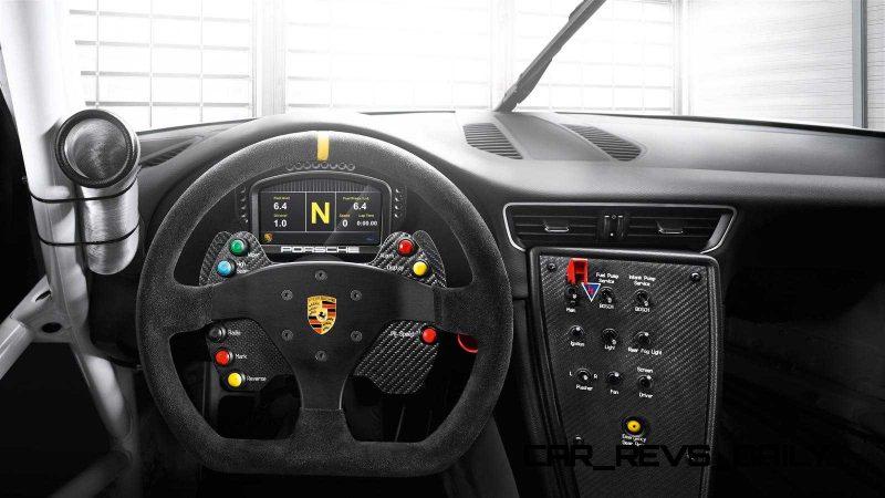 2015 Porsche 991 GT3 Cup 12