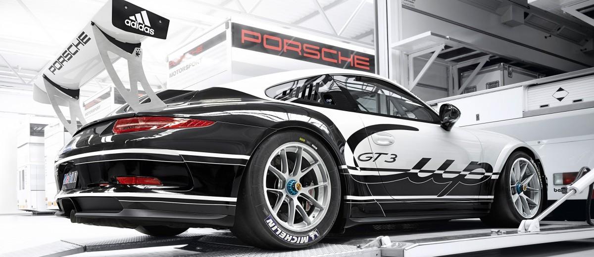 2015 Porsche 991 GT3 Cup 3