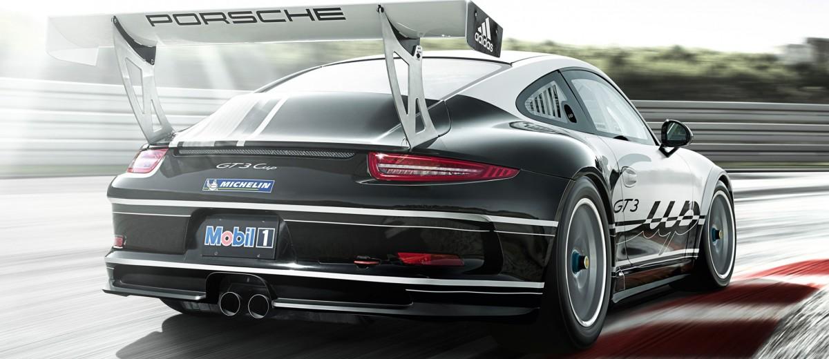 2015 Porsche 991 GT3 Cup 8