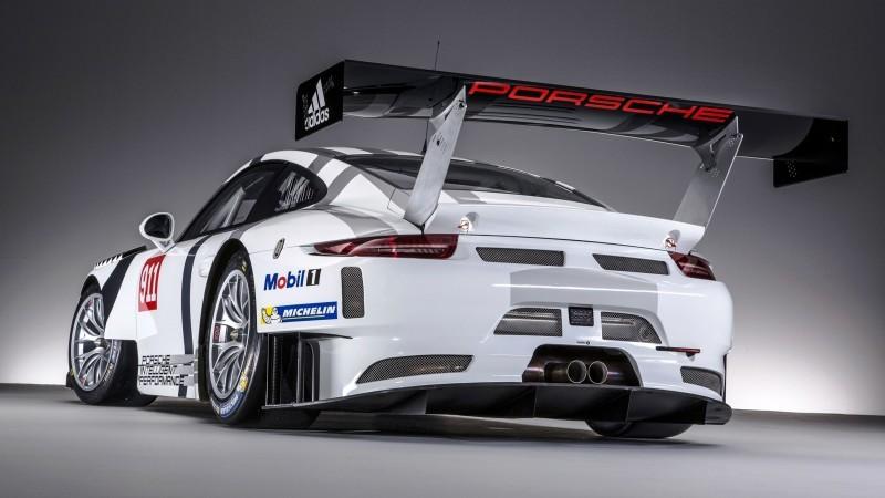 2015 Porsche 991 GT3 R 12