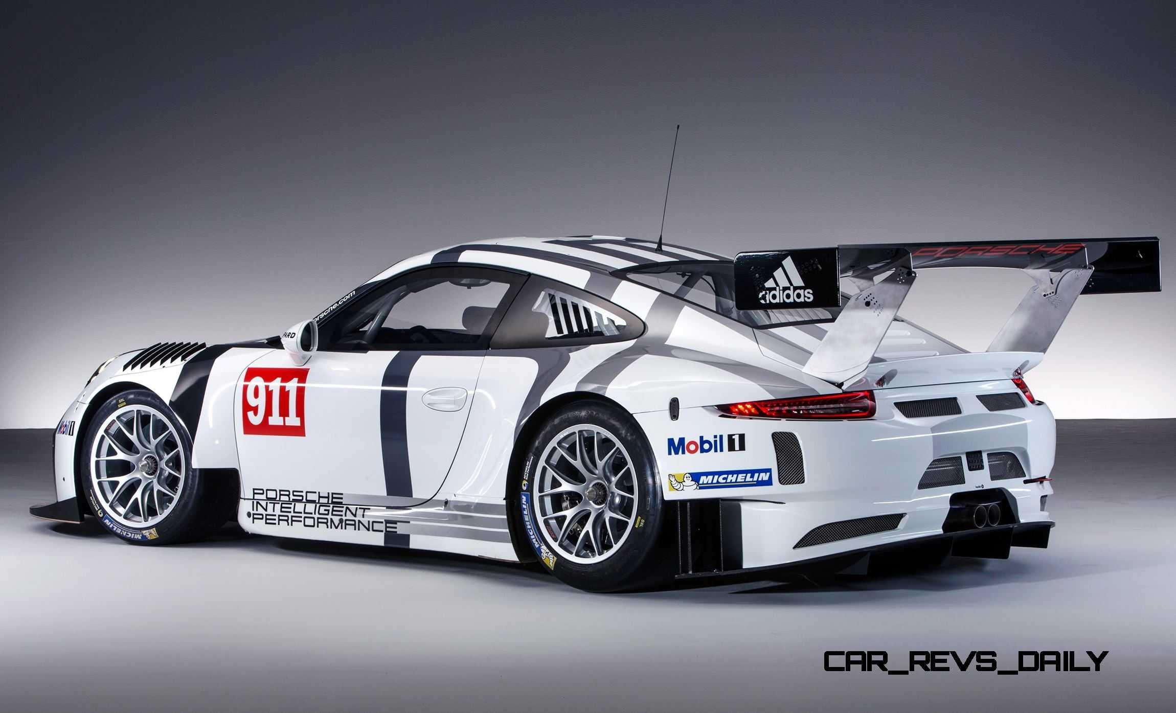 2015 Porsche 911 GT3 R vs. GT3 Cup vs. GT3 RSR