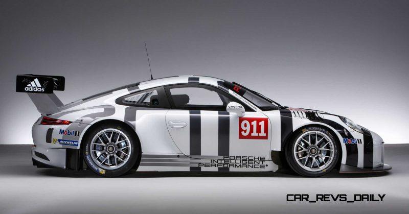 2015 Porsche 991 GT3 R 3