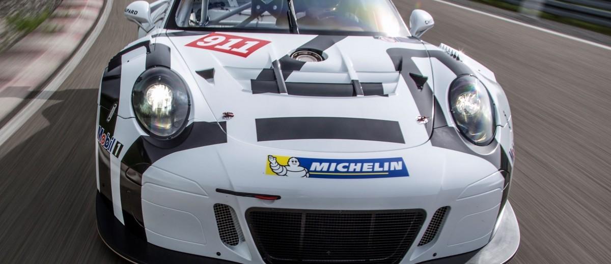 2015 Porsche 991 GT3 R 7