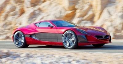 2015 RIMAC Concept_One EV Hypercar 100