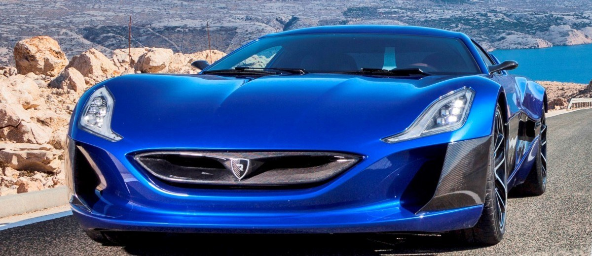 2015 RIMAC Concept_One EV Hypercar 4