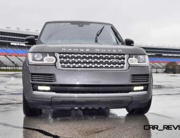 Road Test Review – 2015 RANGE ROVER Supercharged LWB – Royal Plush on HD Video + 75 Photos