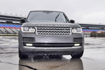 Road Test Review - 2015 RANGE ROVER Supercharged LWB - Royal Plush on HD Video + 75 Photos