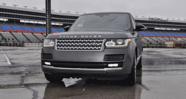 2015 Range Rover Supercharged LWB grey gif