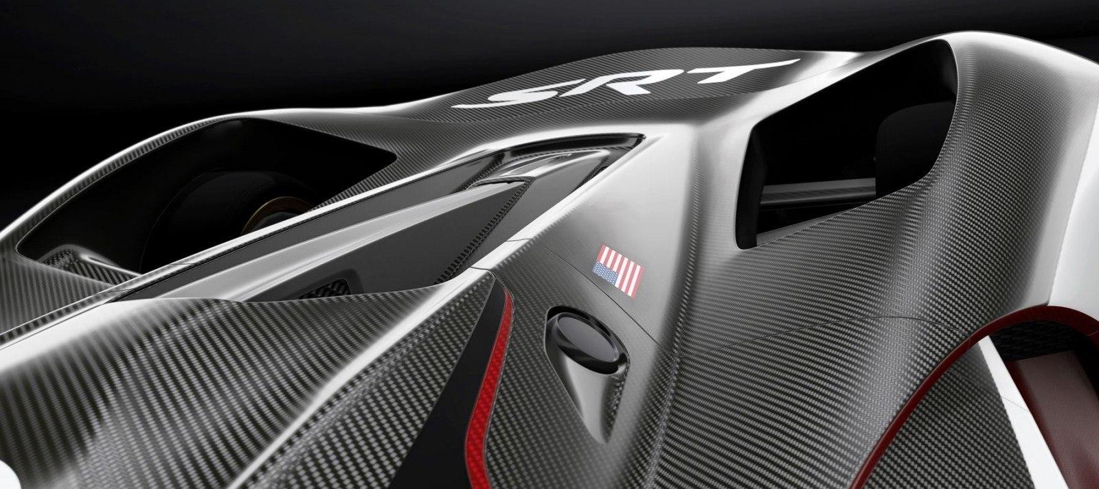 2015 SRT Tomahawk Vision Gran Turismo 15