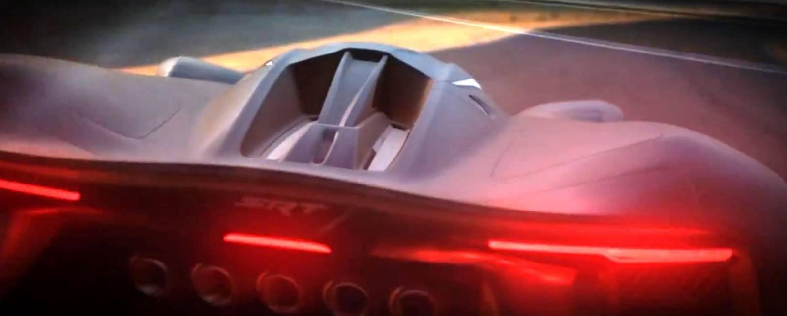 2015 SRT Tomahawk Vision Gran Turismo 9
