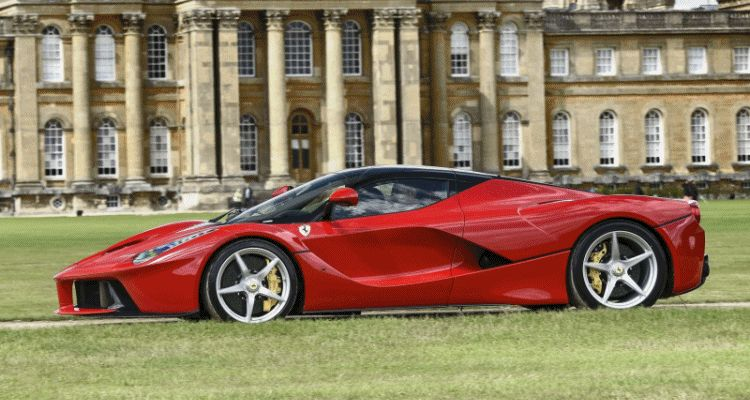 2015 Salon Privé at Blenheim Palace - 125-Photo Preview with LaFerrari, Koenigsegg, P1 and 918 Spyder