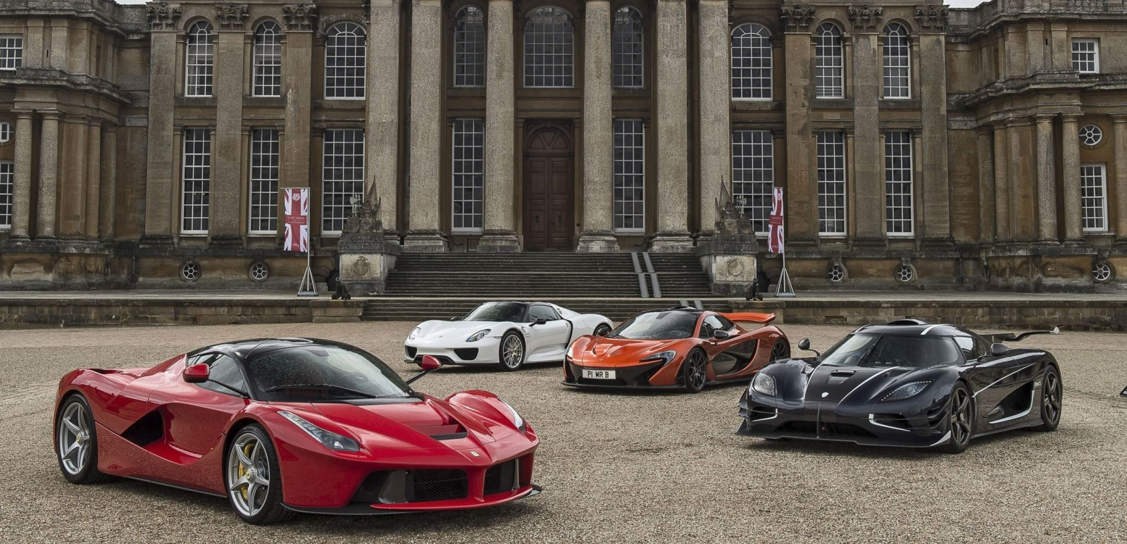 2015 Salon Prive Preview 88