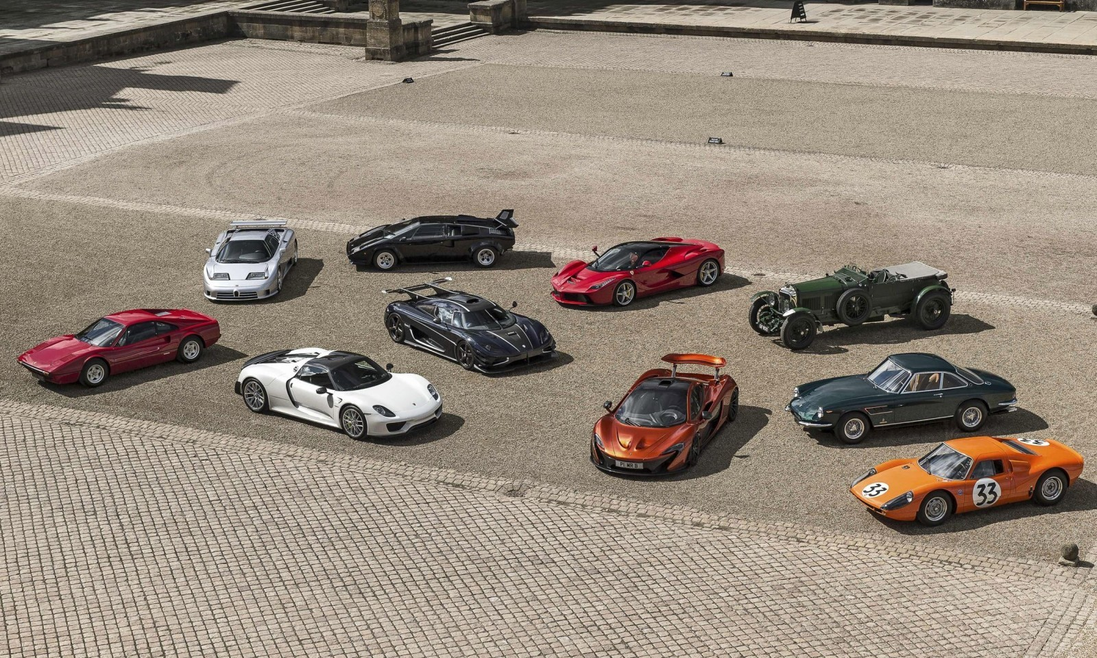 2015 Salon Prive Preview 90