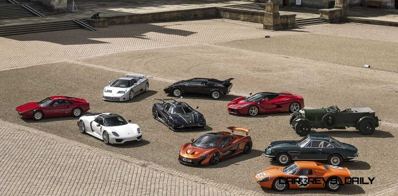 2015 Salon Prive Preview 93