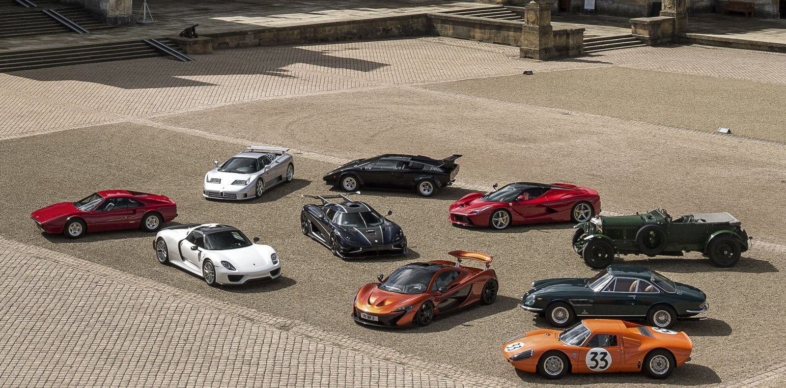 2015 Salon Prive Preview 94