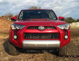 Road Test Review – 2015 Toyota 4Runner Trail Premium 4×4 with KDSS Suspension