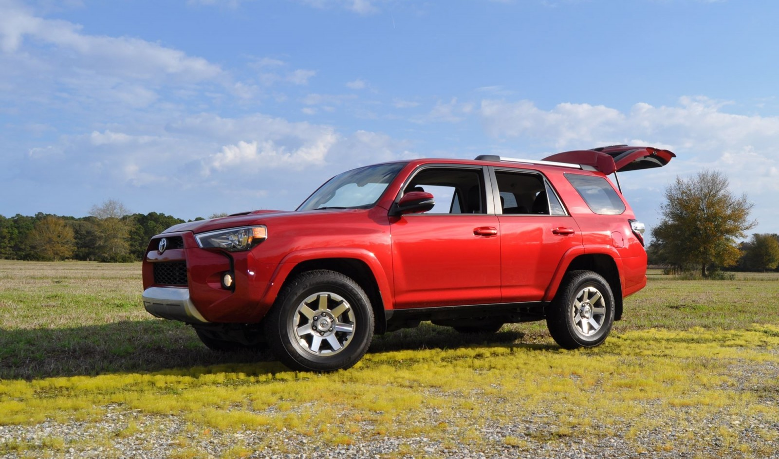 2015 toyota 4runner trail review. Black Bedroom Furniture Sets. Home Design Ideas