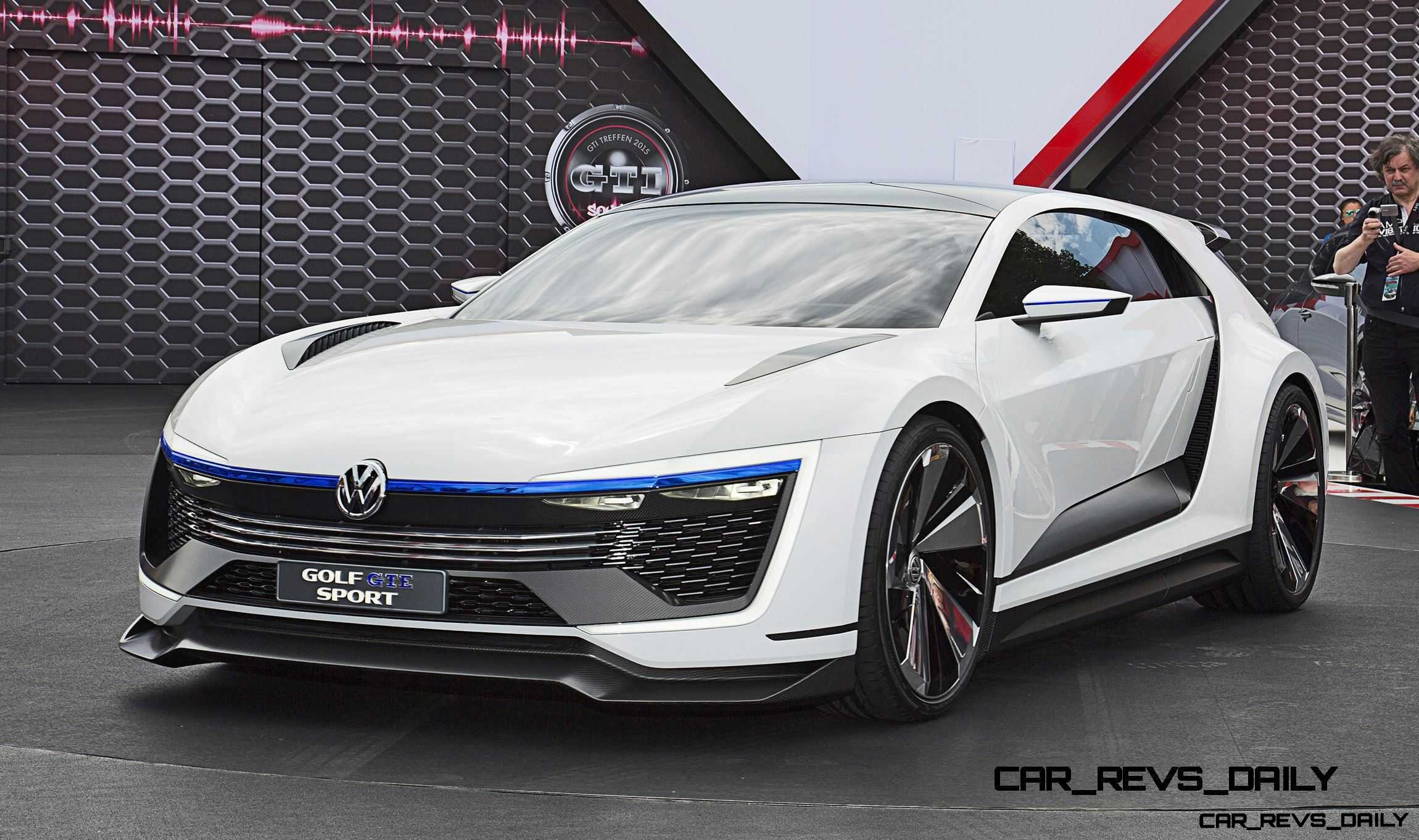 Volkswagen Sports Car Models 2015 Vw Golf Gte Sport Concept . Volkswagen  Sports Car Models .