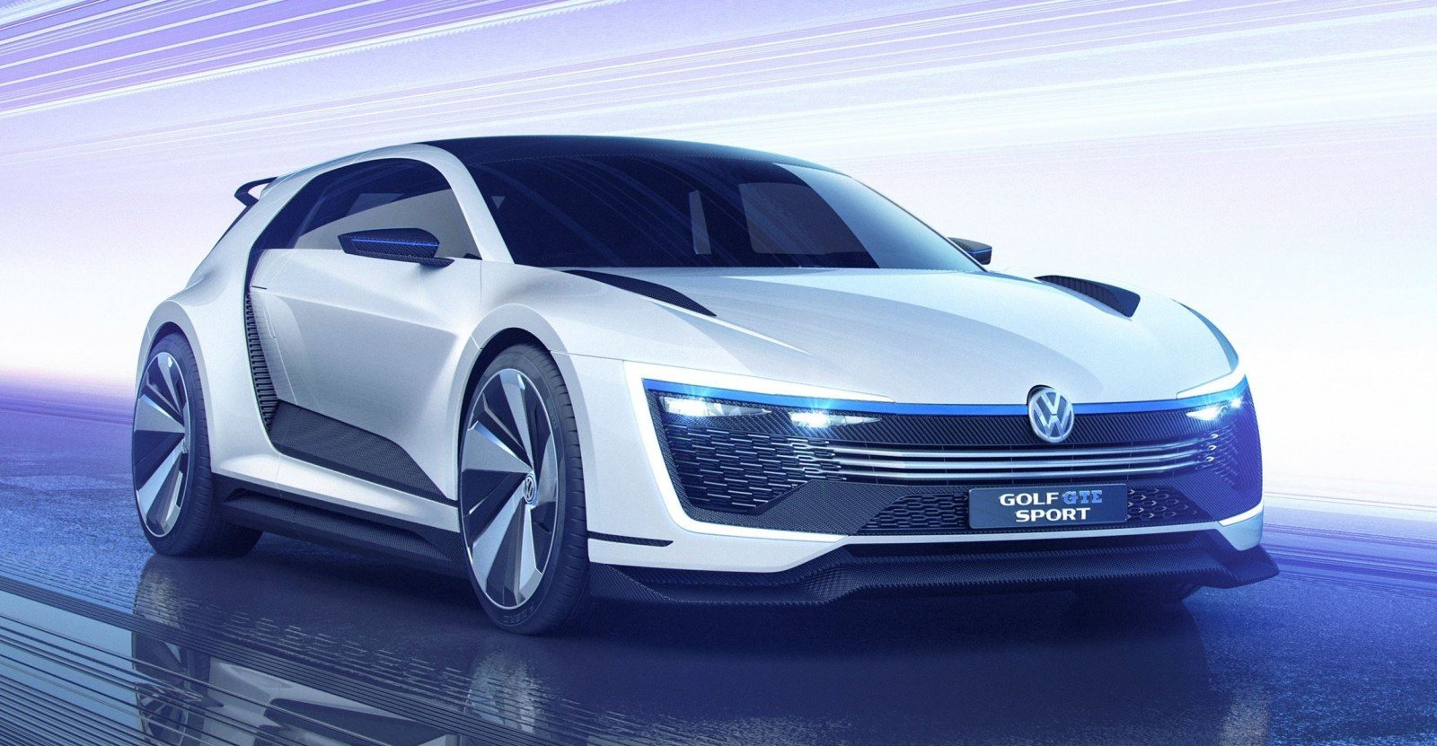2015 vw golf gte sport concept. Black Bedroom Furniture Sets. Home Design Ideas