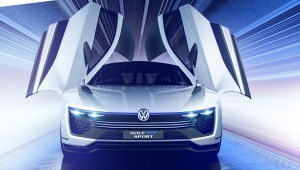 2015 VW Golf GTE Sport Concept 30