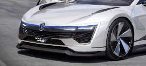 2015 VW Golf GTE Sport Concept 35