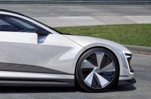 2015 VW Golf GTE Sport Concept 36