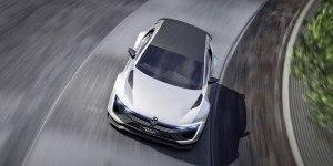 Volkswagen Studie Golf GTE Sport