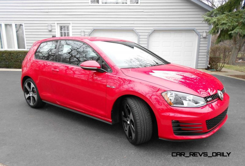 2015 Volkswagen Golf GTI S Review 4