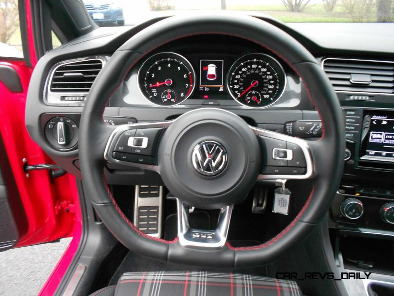 2015 Volkswagen Golf GTI S Review 9