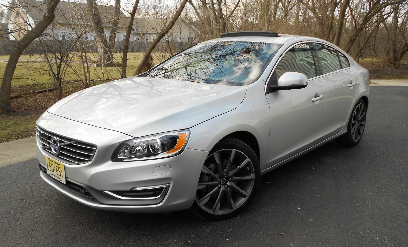 2015 volvo s60 t6 drive e 6 car revs. Black Bedroom Furniture Sets. Home Design Ideas