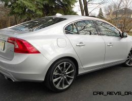 Road Test Review – 2015 Volvo S60 T6 Drive-E With Ken Glassman