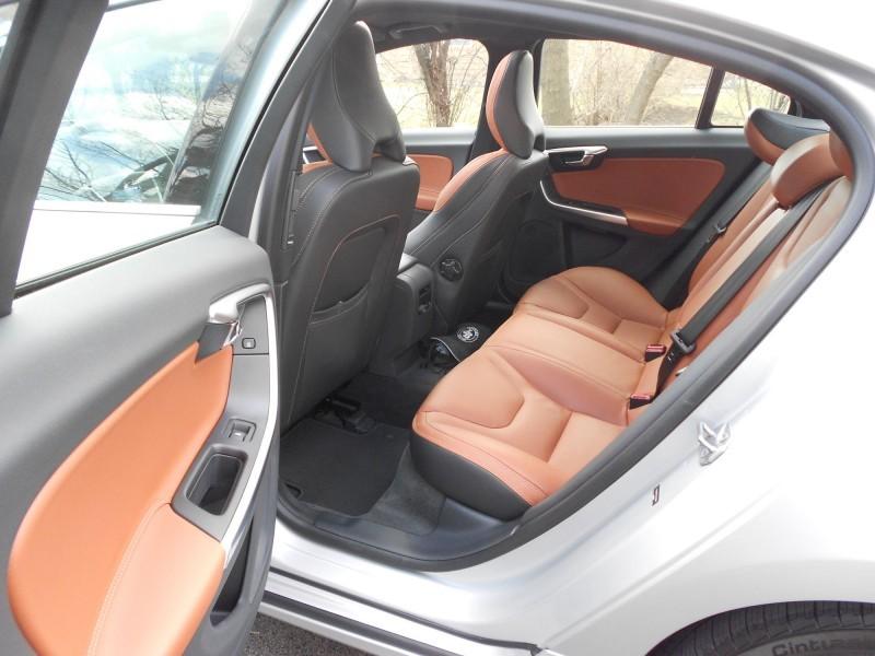 2015 Volvo S60 T6 Drive-E 7