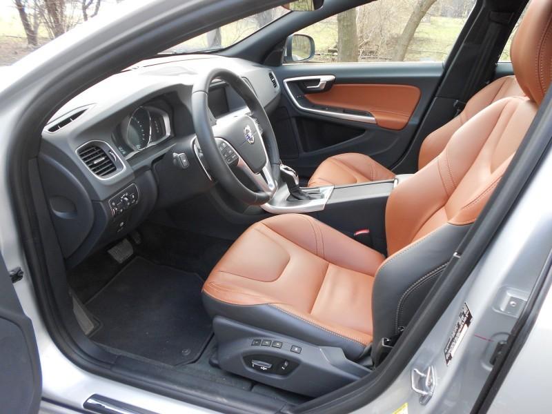 2015 Volvo S60 T6 Drive-E 8
